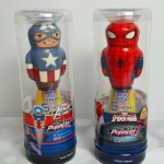 Captain America & Spiderman Power Poppers #FAMChristmas