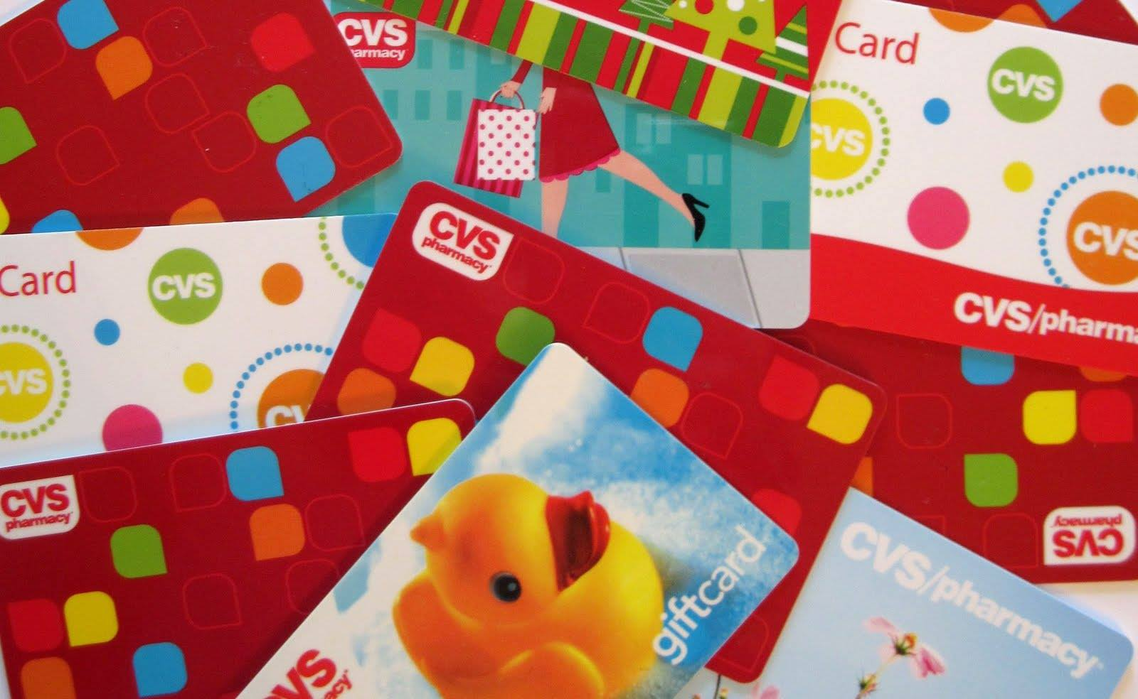 win a  100 cvs gift card