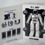 Blu-Bot Intelligent Robot #FAMChristmas