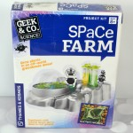 Geek & Co. Science Space Farm #FAMChristmas