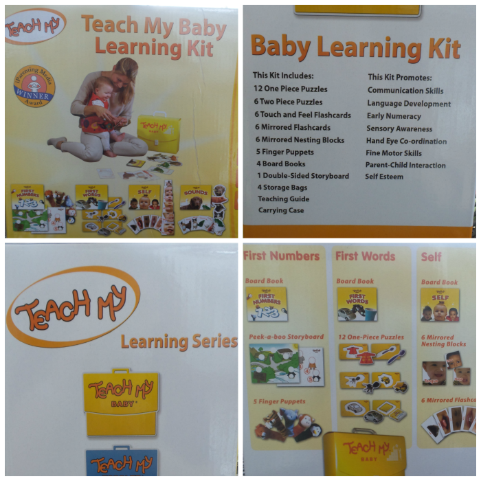 Tech My Baby Learning Kit