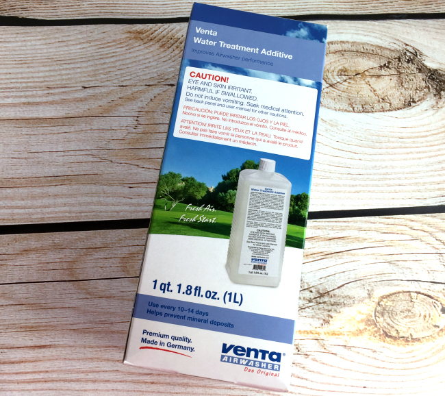 Venta Airwasher Clear & Water Treatment Additive