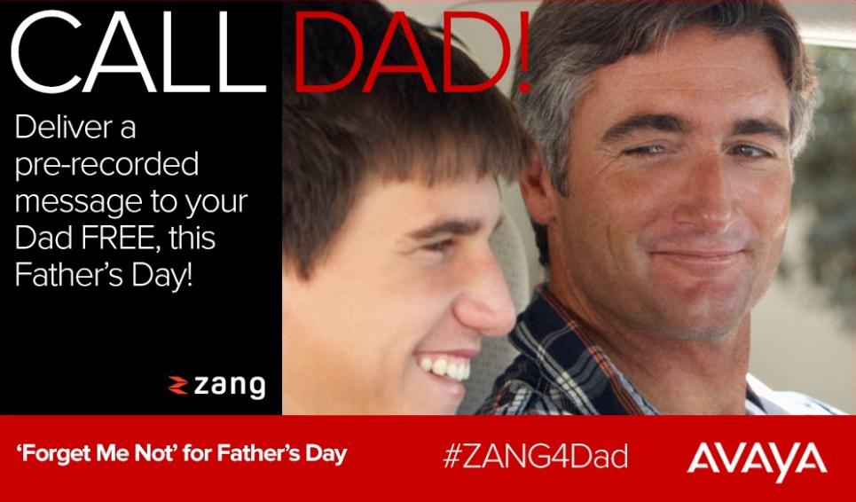 #Zang4Dad