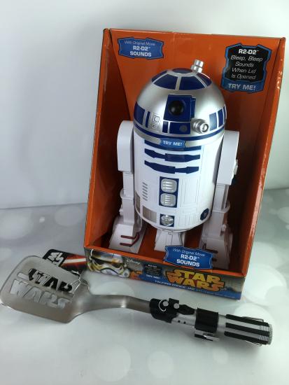 Star Wars Cookie Jar and Spatula -01
