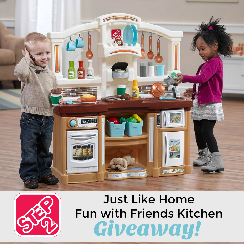 Step2 Just Like Home Fun with Friends Kitchen Giveaway ...