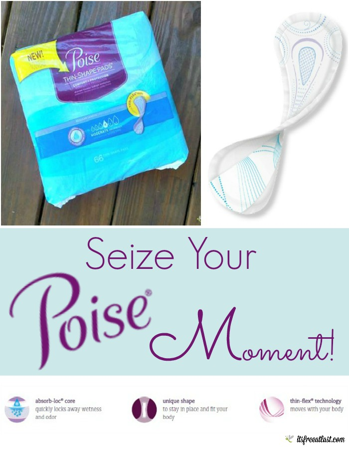 Seize Your Poise Moment