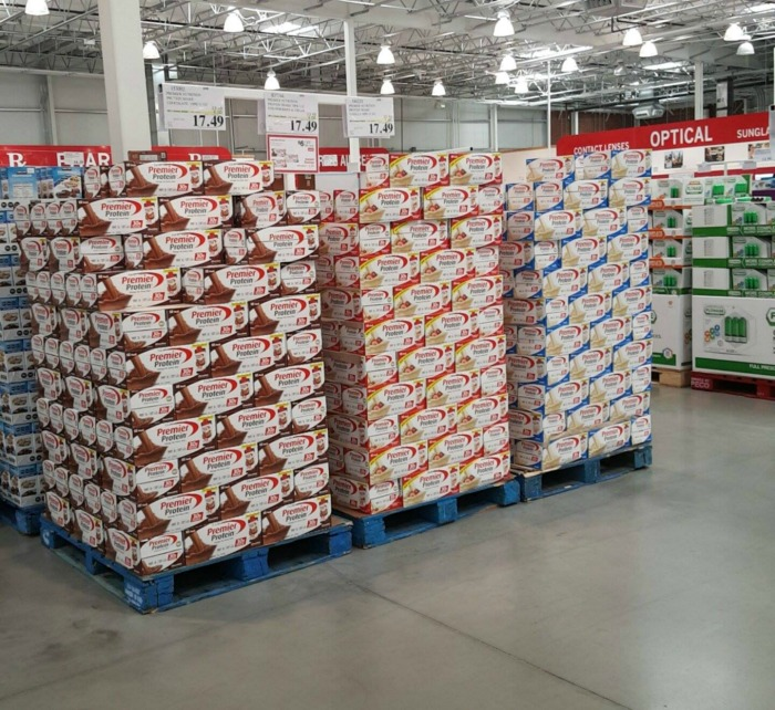 Premier Protein at Costco