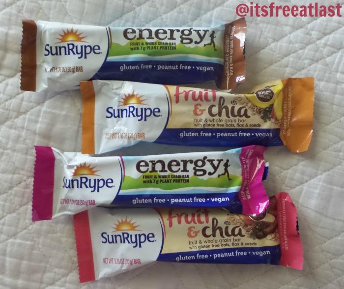 sunrype-energy-bars
