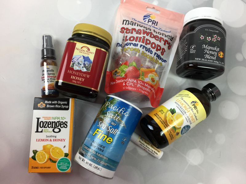Manuka Health Products for Prevention, Protection & Care