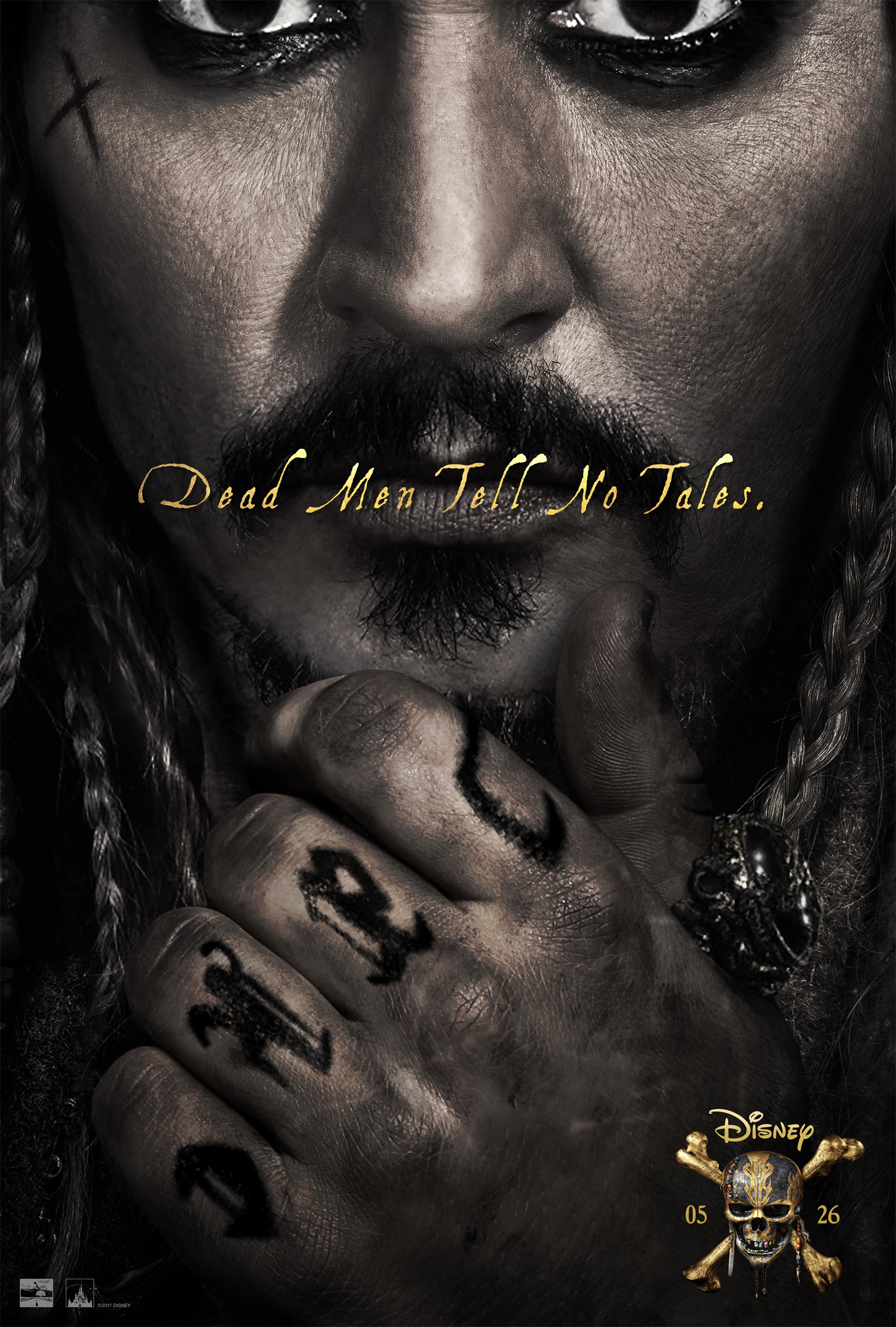 Pirates Of The Caribbean Dead Men Tell No Tales Newest Trailer