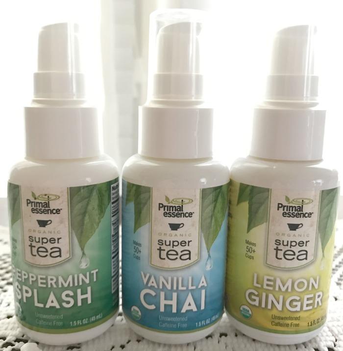Primal Essence Organic Super Tea Spray