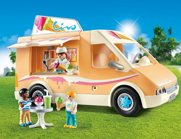 PLAYMOBILE Ice Cream Truck