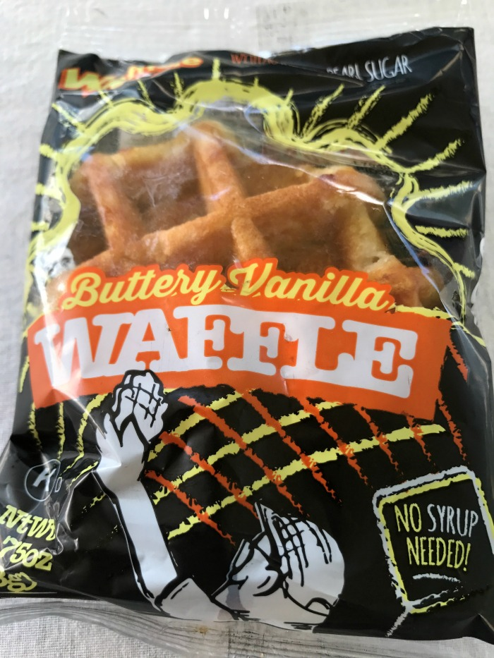 Buttery Vanilla Waffle
