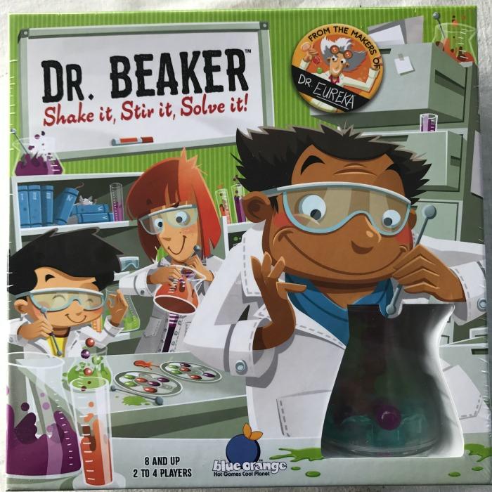 Dr. Beaker Shake It, Stir It, Solve It! Game