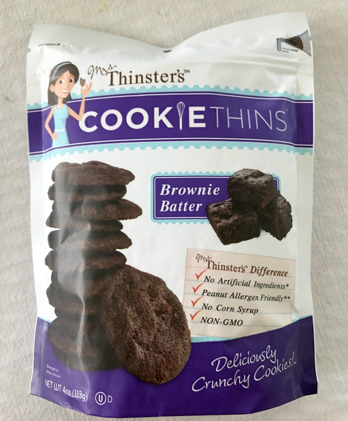 Mrs. Thinsters Cookie Thins