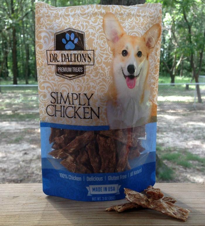 Dr. Dalton's Premium Dog Treats - Simply Chicken