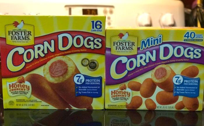 Foster Farms Corn Dogs