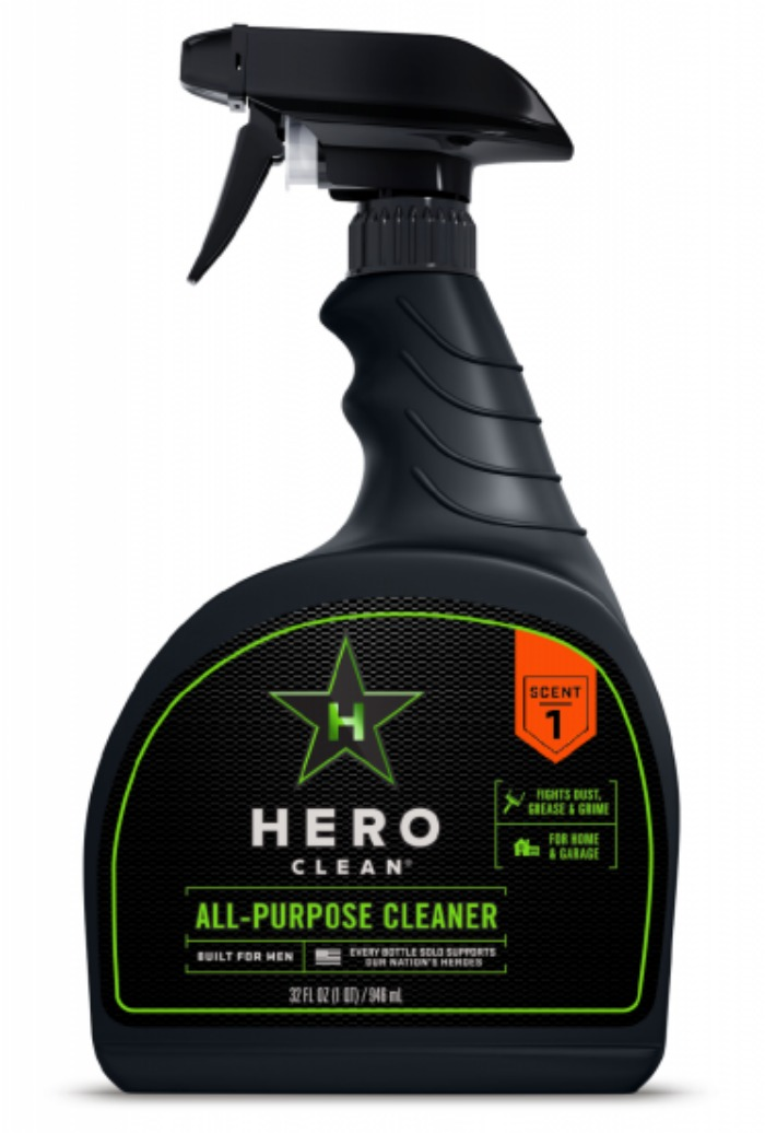 Hero Clean For All Your Cleaning Needs Without The