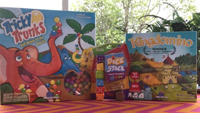 Blue Orange Games Perfect Family Fun for Christmas #MegaChristmas17