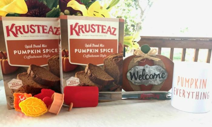 Krusteaz Pumpkin Spice Bread Mix