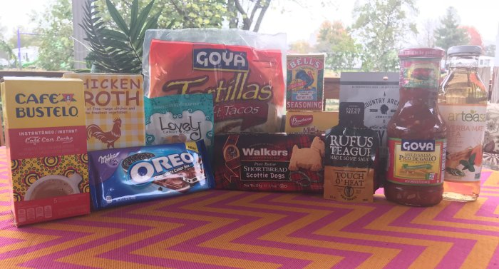 November's Degustabox Held Sweet and Spicy Delights to Make the Taste Buds Sing