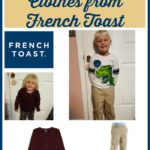 Cute School Clothes from French Toast