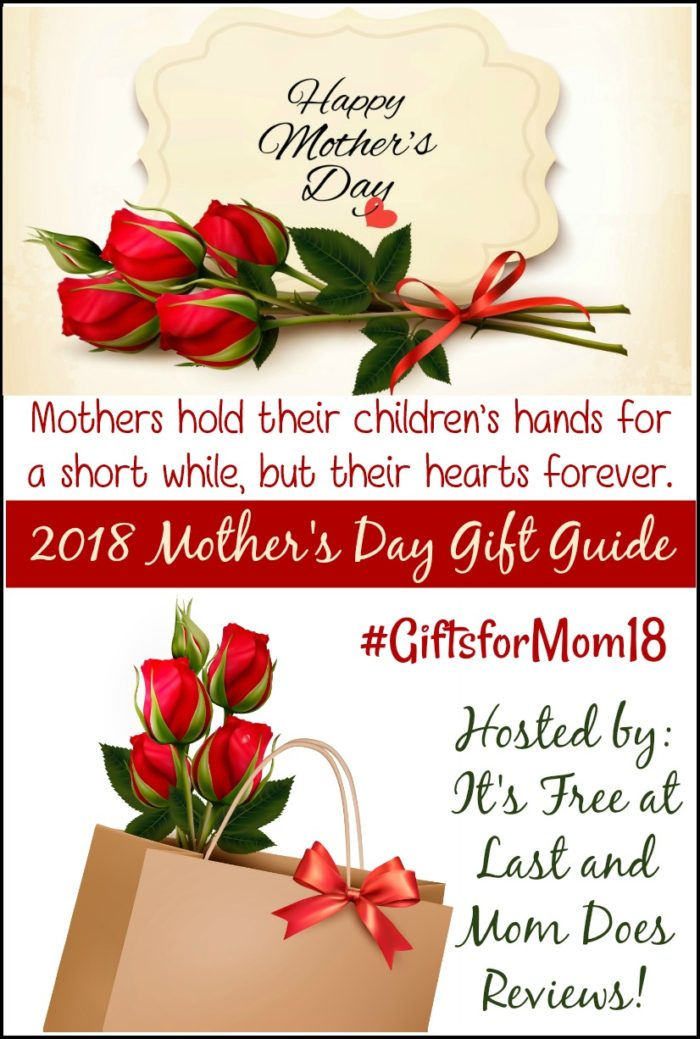 Mother's Day Gift Guide #GiftsforMom18