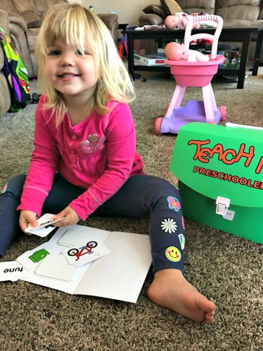 Encourage Early Learning with Teach My Learning Kits