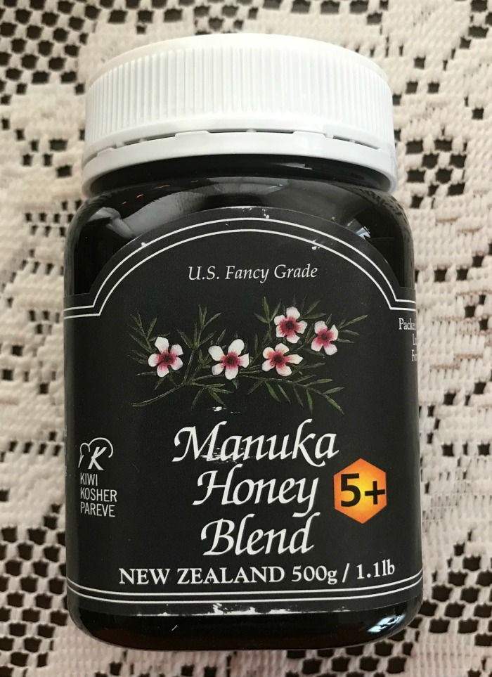 Manuka Honey Blend 5+ – 1.1 lb. Jar