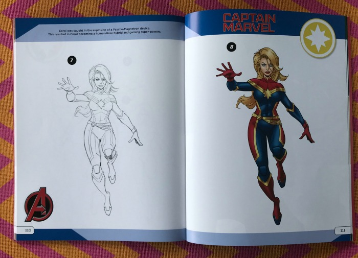 Learn To Draw Avengers Art Book Is The Perfect Step By Step Guide It S Free At Last