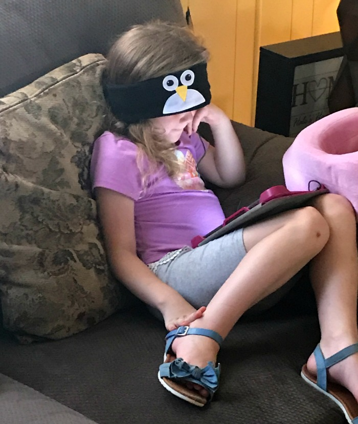 Snuggly Rascals Penguin Kids Headphones Perfect for Little Ears