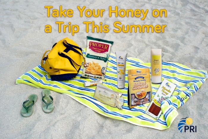 Manuka Honey - Take Your Honey on a Trip this Summer #ManukaHealth #ShopPRI