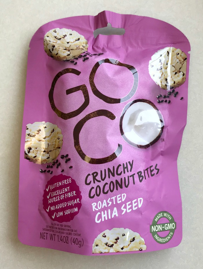 Go Co Crunchy Coconut Bites