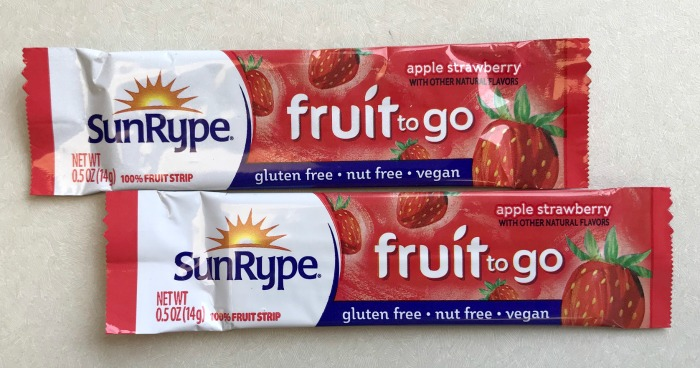SunRype Fruit to Go