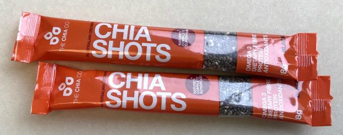 The Chia Co. Chia Shots