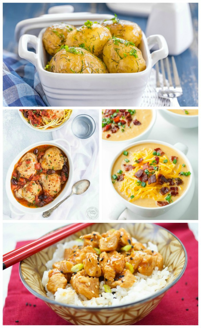 20 Super Easy Instant Pot Recipes
