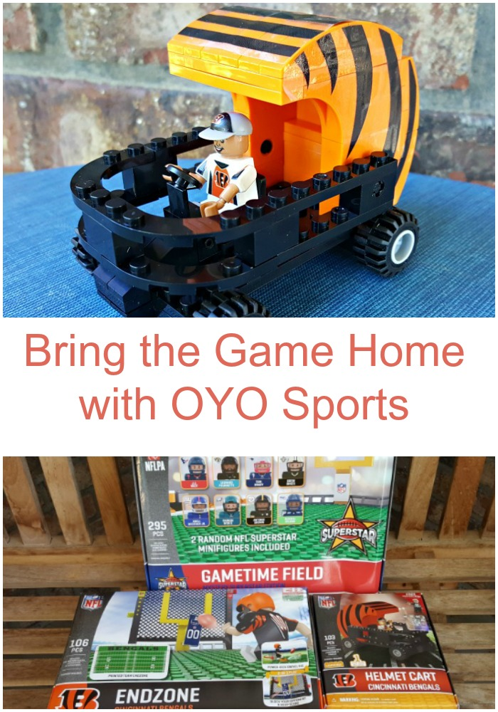 Bring the Game Home with OYO Sports