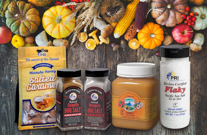 Season Your Thanksgiving Feast with #ManukaHealth #ShopPRI