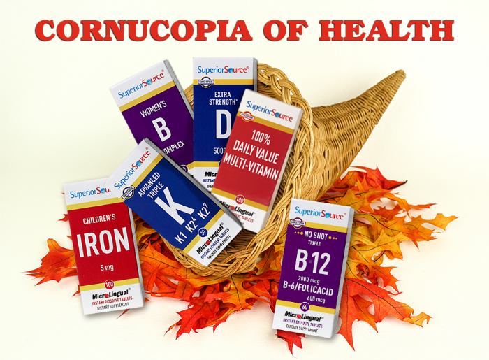 Superior Source Cornucopia of Health