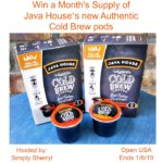 Java House Coffee Lover Giveaway