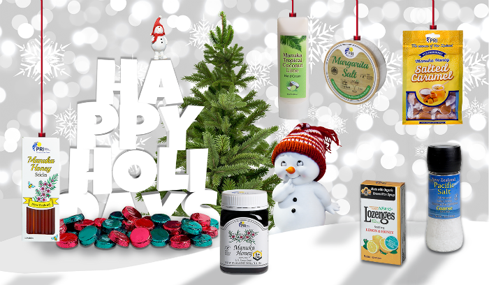 Tis the Season – New Zealand Style with Healthy Holiday Stocking Stuffers!