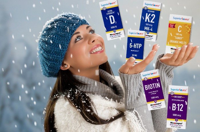 """Start the Year Off Right with """"Happy & Healthy"""" Superior Source Vitamins #SuperiorSource"""