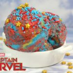 Captain Marvel Cookie dough