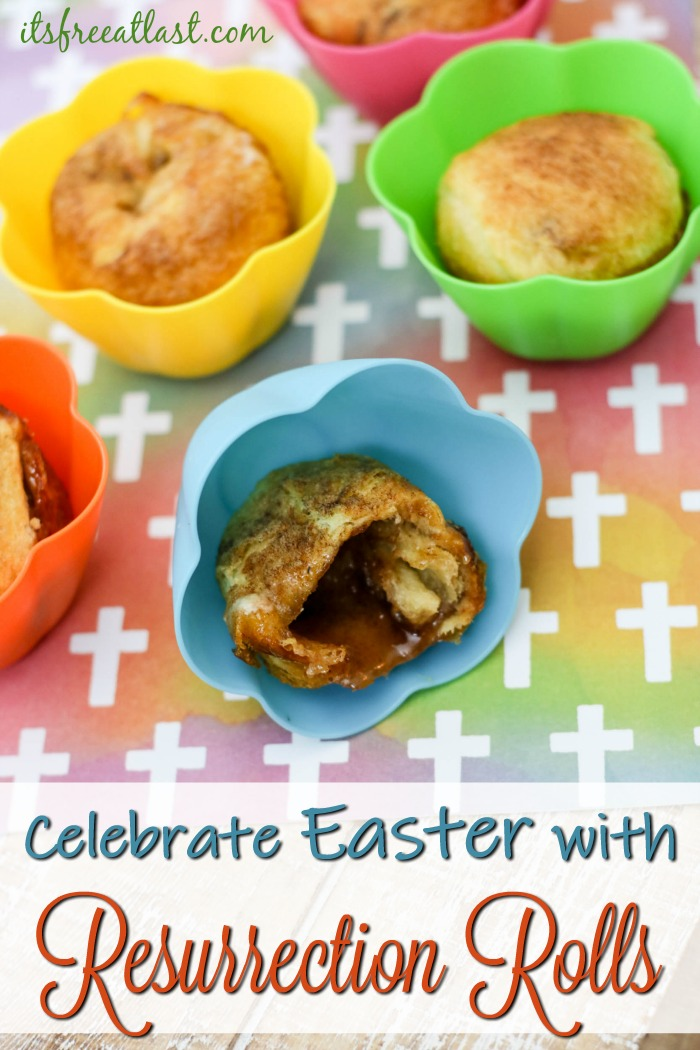 Celebrate Easter with Resurrection Rolls