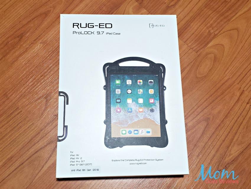 Win a Rug-Ed ProLOCK 9.7 iPad Case