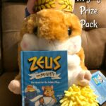 #Win Zeus the Mighty Prize Pack! Fun With Greek Mythology and Hamsters! #zeusthemighty #MegaChristmas19