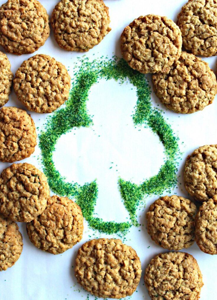 Irish Oatmeal Cookies