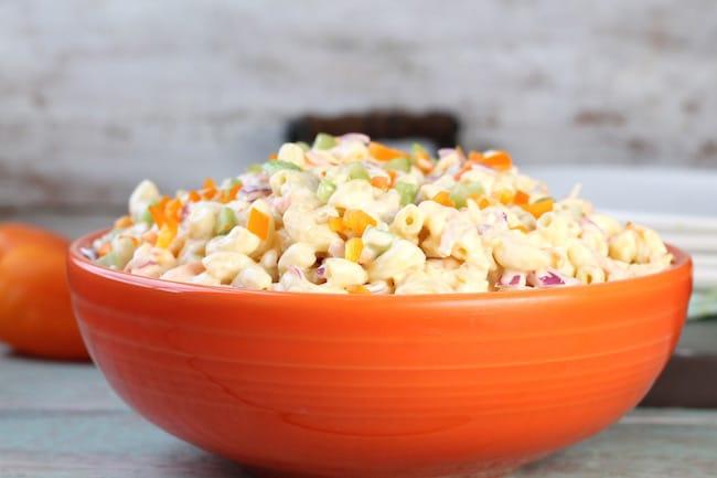 The Best Macaroni Salad
