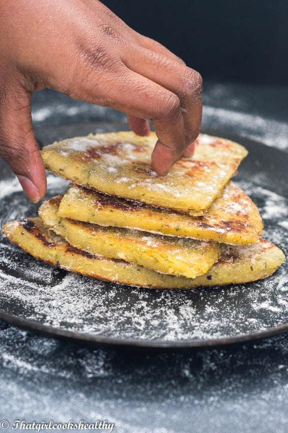 Potato farls recipe (Caribbean style)