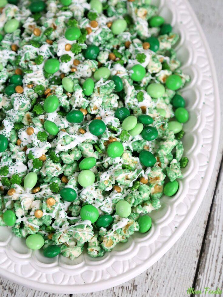St. Patrick's Day Popcorn Recipe: Leprechaun Popcorn